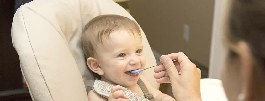 כיסא אוכל לתינוק