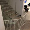 שער לפתחים רחבים סוגר 2 גרמי מדרגות בבית פרטי בראשון לציון