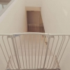 שער ללא קידוח בגרם לפני גרם מדרגות עליון