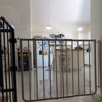 התקנת שער בטיחות בטיחות S-30 בבית פרטי באבן יהודה
